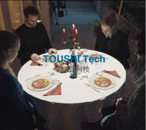 奇幻餐桌+沉浸式空间