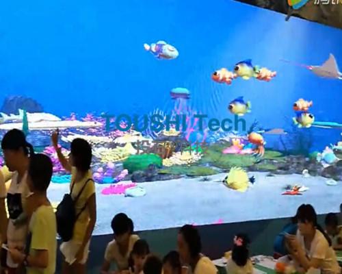 湛江启达东海岸营销中心4d梦幻海洋馆